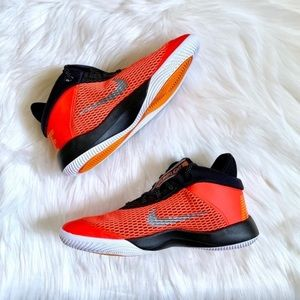 Nike Bright Crimson Future Flight Sneakers